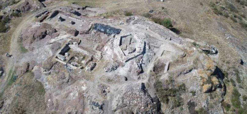 На юго-востоке Болгарии раскопана средневековая цитадель
