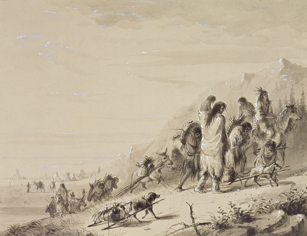 Alfred_Jacob_Miller_-_Pawnee_Indians_Migrating_-_Walters_37194066.jpg