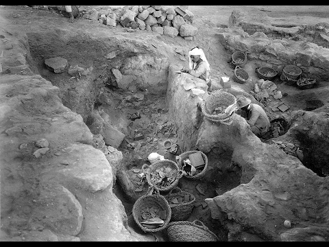 John Garstang's Excavations at Jericho.jpg
