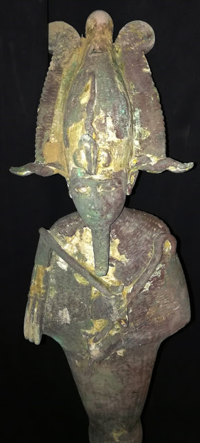 God Osiris Statue discovered in Sakkara by Luxor Times 03.jpg